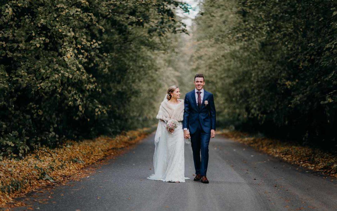 Hvorfor vælge Odense til brylluppet?