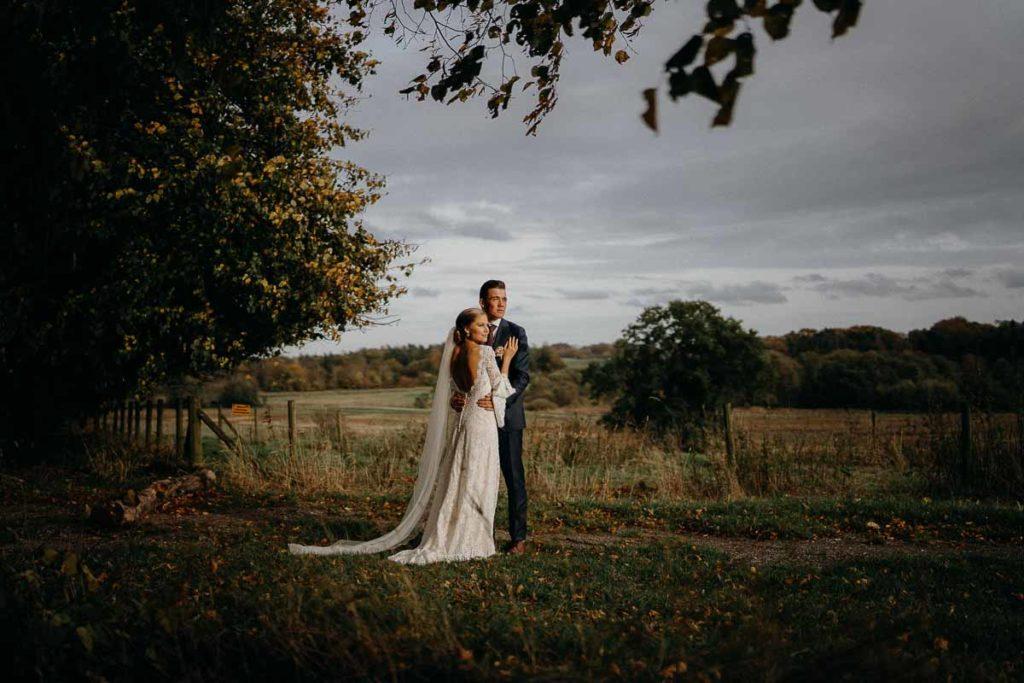 Bryllupsbilleder er et must